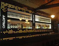 ORLOFF Back Bar