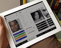 iPad Home Healthcare App