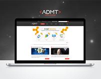 ADMT Web e Sistemas - Website 2013