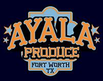 Ayala Produce Logo