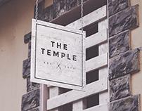 The Temple Website Design