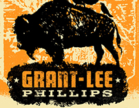 Official Grant-Lee Phillips Tour Poster
