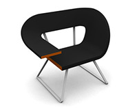 Loop - a modern office chair