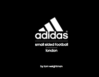 Adidas - Small Sided Football - London - 2015