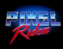 Pixelrider Logo
