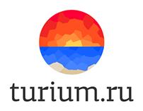 Turium.ru logo