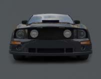 FORD Mustang Model