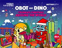 OBOT meets DINO | Celebrate Christmas Around the World