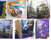 Anotadores, Cuadernos, Libretas Artesanales
