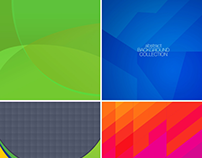 Abstract Background Collection Free