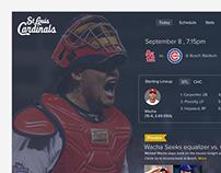 Baseball Web App