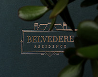 Belevedere Residence: Logo and Brochure