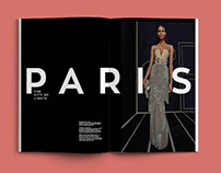 Paris, The City of Lights