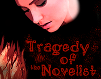 Tragedy Of The Novelist - Poster