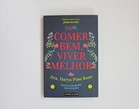 Book Cover - Comer Bem, Viver Melhor