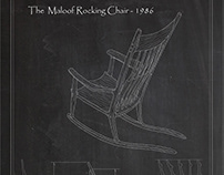The Maloof Rocking Chair