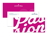 Passion Marketing logo and brand