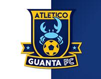 Identidad Gráfica: Atlético Guanta FC