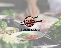 Concept Brand Sushi Club