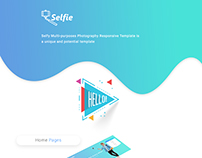 Selfie Photography Multipurpose Template