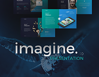 Imagine PowerPoint Template