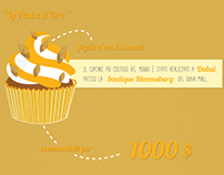Cupcake Infographic