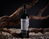 Family Winery Label Design - Vornic Winery