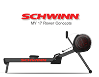 Scwhinn MY17 Rower Concepts