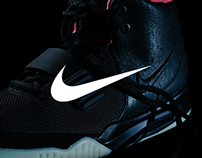 Nike Air Yeezy 2 / Launch