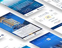 Amura Cartagena / Propuesta inicial sitio web