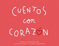 """Ilustraciones para """"Cuentos con corazón"""""""