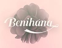 Benihana Typeface
