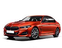 BMW 3 Series 2019 M