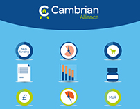 Cambrian Alliance Icons