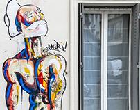 Art is in the Street