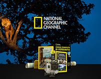 Nat Geo Anniversary Contest