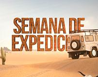 H2   SEMANA DE EXPEDICION
