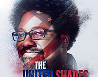 """UNITED SHADES OF AMERICA"" Keyart"