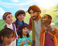 World Vision Easter Storybook