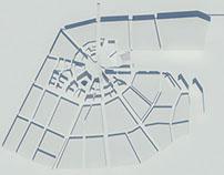 Revitalization of Kaunas SĄJUNGA square and its area