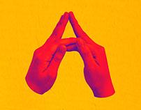 Hand Alphabet