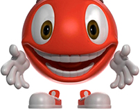 ICSABB (SAAB Bank) Character Ad Campaign