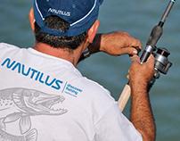 Nautilus: ребрендинг товаров для рыбной ловли