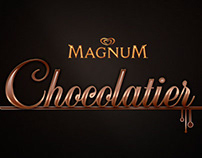 Magnum Store Logo Design