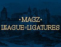 Magz Slab Typeface