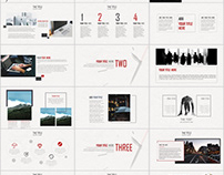 28+ Best company team report PowerPoint template