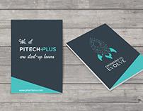 Brochure for start-ups