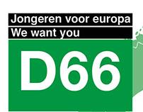 Project we want you D66 Emile Mandos Eva Dik