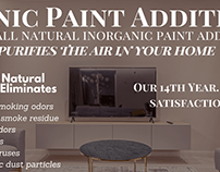 Graphic Design For A Paint Company In Florida