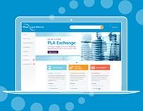 Pfizer Legal Alliance Exchange 2.0 - Intranet